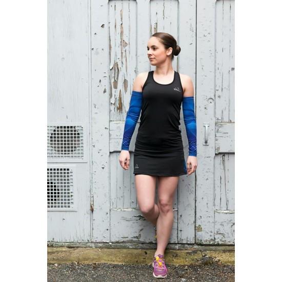 Women's Top 42.2 Stamina Black (blue)