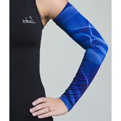 Women's Running Sleeves (Blue)