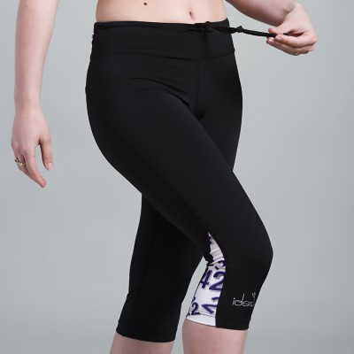 Women's Capri 42.2Stamina  Black (white)