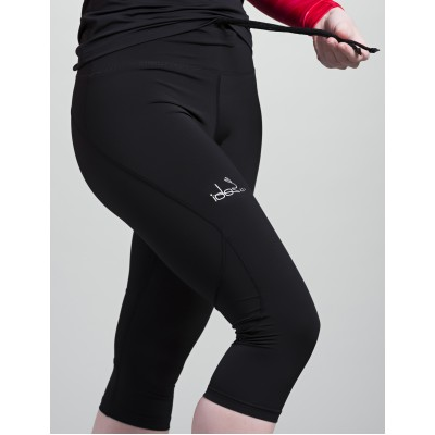 Women's Capri 42.2Stamina  Black