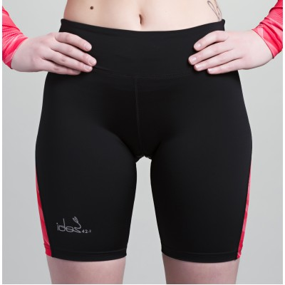 Compression Short 42.2 Stamina  Coral-Pink