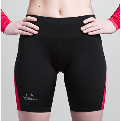 Compression Short 42.2 Stamina  Raspberry-Pink