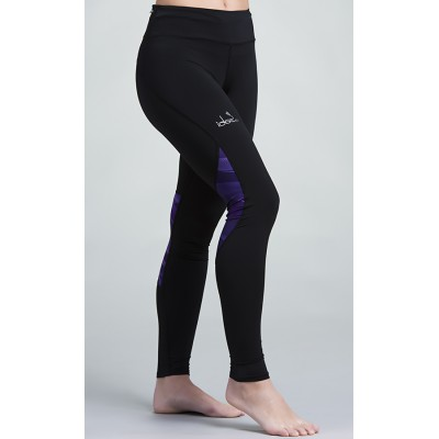 Women's Tight 42.2  Black  (Purple)