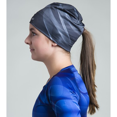 Women's Running Toque with opening (Grey)