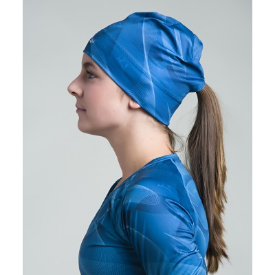 Women's Running Toque with opening (Teal)