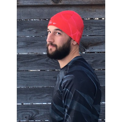 Tuque homme Rose-Framboise